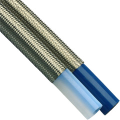 Convoluted-SS Braided PTFE Hose for Industrial Hose Use