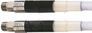Composite Hose for Industrial Hose Applications