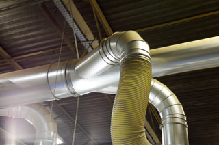 Ducting for Industrial Hose Applications