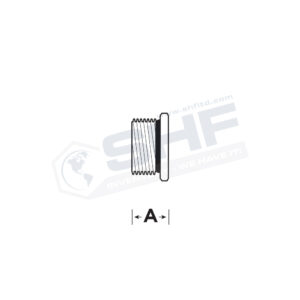 17_6408-HH-Male_Adjustable_ORB_Hollow_Hex_Plug