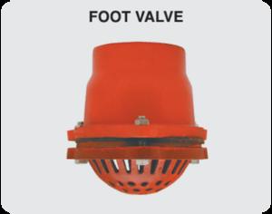 Foot-valve